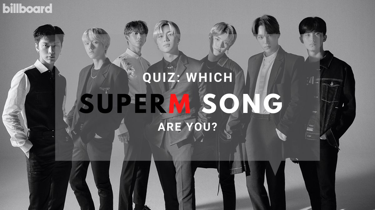Quiz: Which SuperM Song Are You?