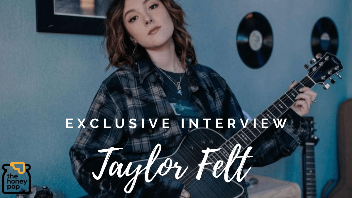 Exclusive Interview: Taylor Felt Is Here With 'Once In A Blue Moon'