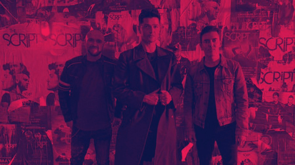 The Script teaser for new mv 'I Want It All'