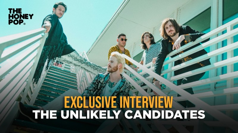 The Unlikely Candidates interview header