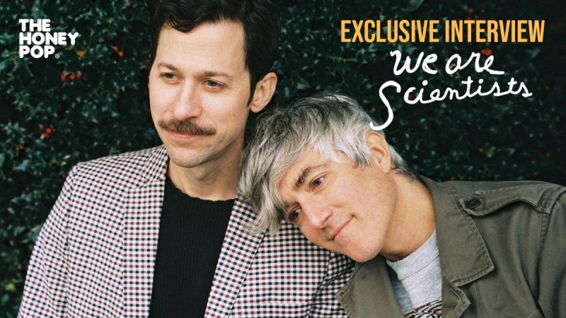 Exclusive Interview: We Are Scientists Talk 'Handshake Agreement,' Social Media, & More!