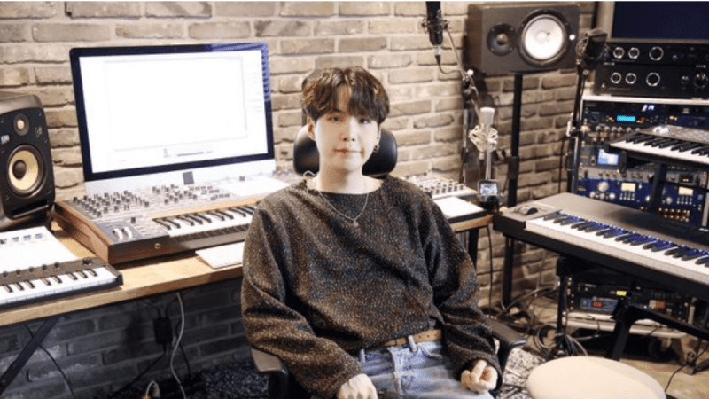 10 Projects By SUGA That Make Our Hearts Light Up Inside