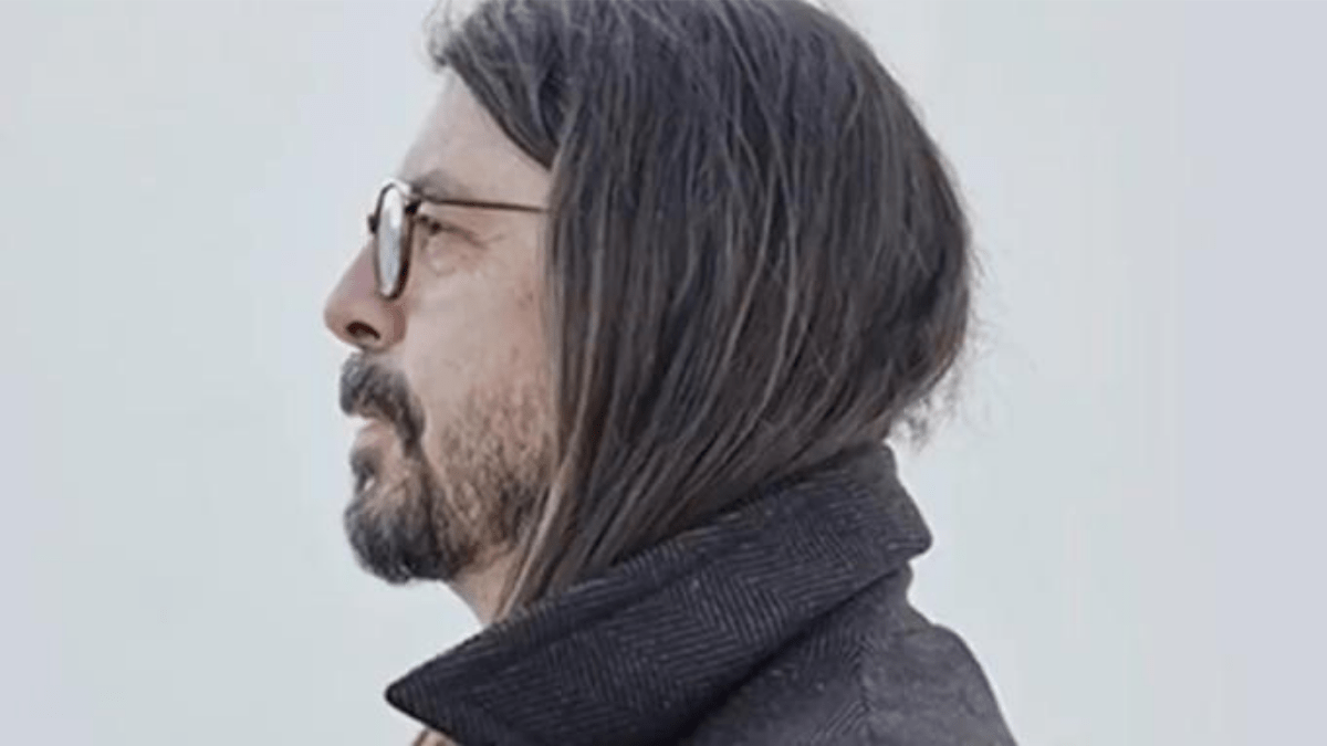 Dave Grohl Proves He's The Greatest Storyteller Of All Time