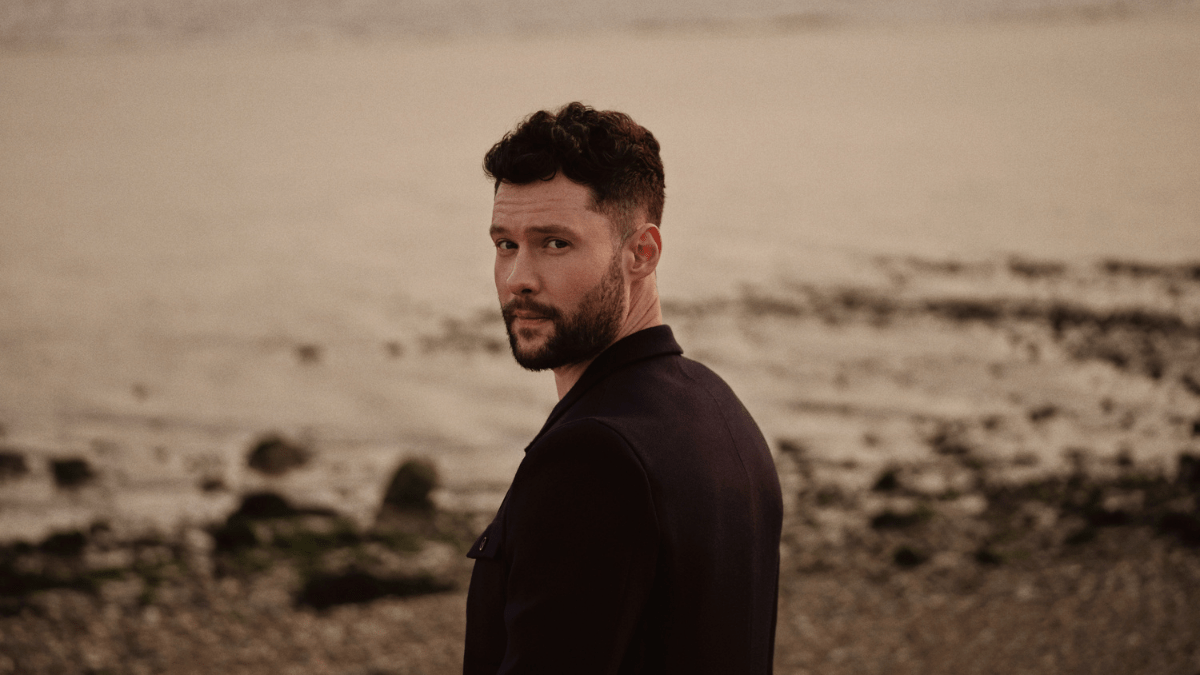 Calum Scott Wants To See You 'Rise' And Chase Your Dreams