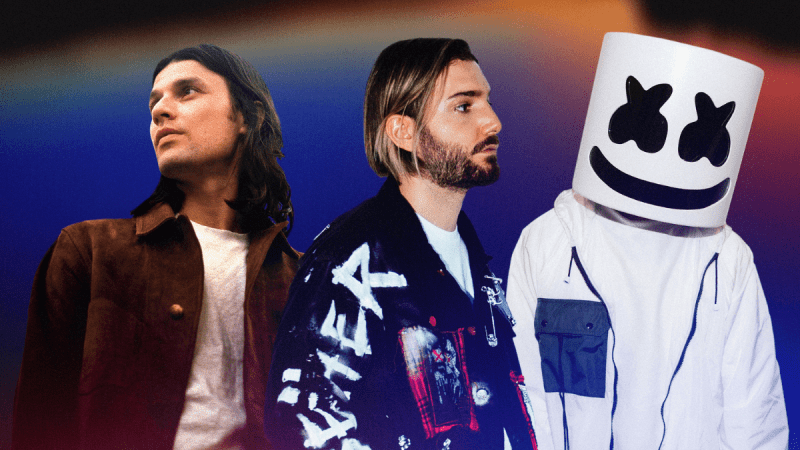 We're 'Chasing Stars' With Alesso, Marshmello, And James Bay (Again)!