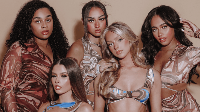 Get To Know Your New Favorite Girl Group Melladaze!