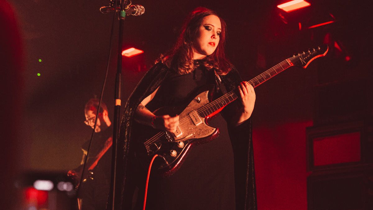 Cheers To Soccer Mommy For A Sold-Out Show At Brooklyn Steel!