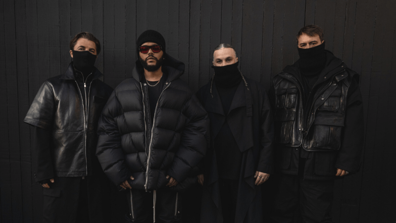 We're Drawn To This Swedish House Mafia And The Weeknd Collab Like A 'Moth To A Flame'