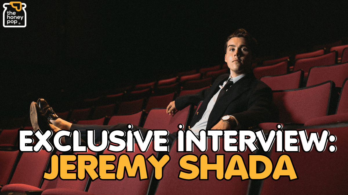 EXCLUSIVE INTERVIEW: Jeremy Shada Talks Acting, His New Album, And More!