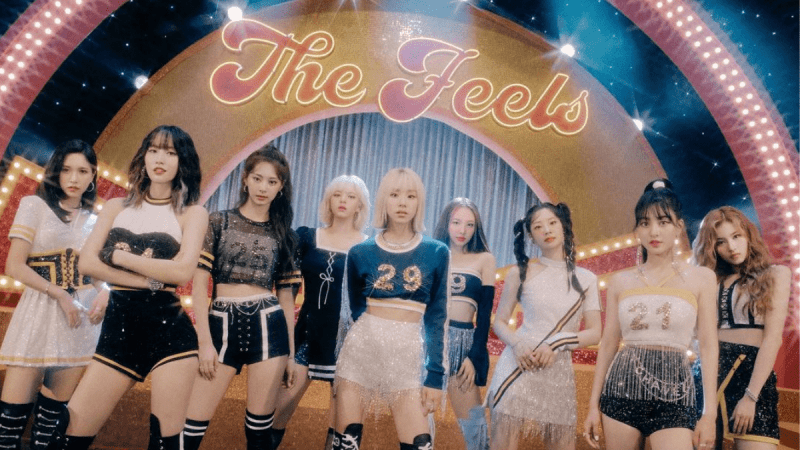 TWICE Amps Up The Party With 'The Feels' & We're Loving It