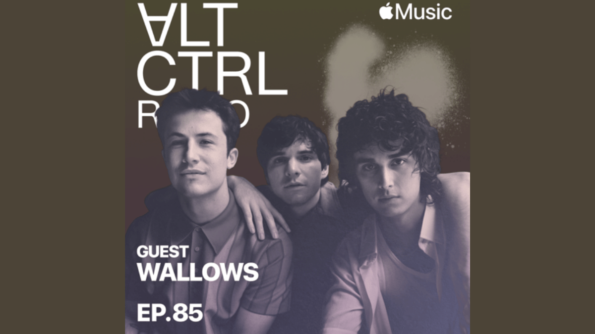 'I Don´t Want To Talk' Is Giving Us A Lot To Talk With Wallows!
