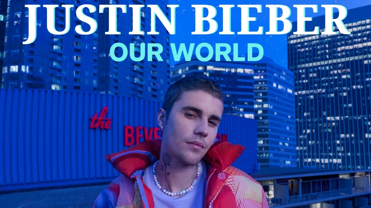 Justin Bieber Gives Us A Glimpse Into Amazon Prime Special, Our World With Trailer