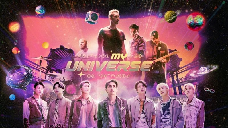 Coldplay x BTS' 'My Universe' Conquers The Billboard Charts