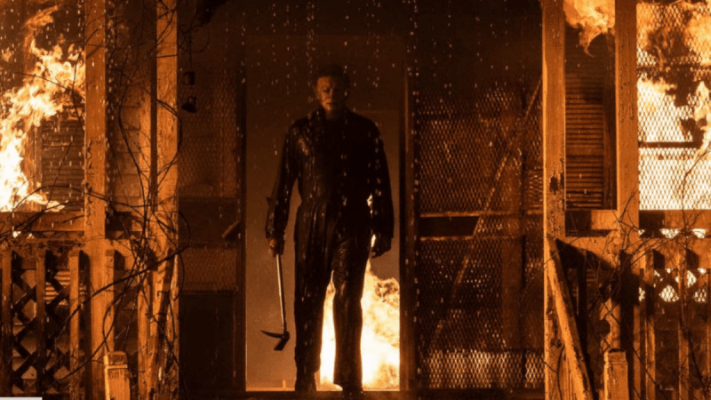 Michael Myers Is Back To Frighten Us All In Halloween Kills