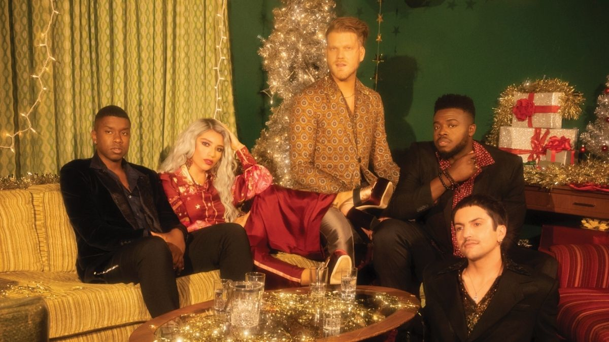 It's Been A Long, Long Time, But Pentatonix Is Here!
