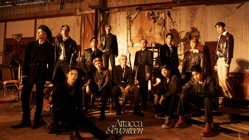 Get Ready To Rock With SEVENTEEN