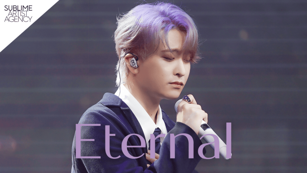 Youngjae solo debut eternal performance